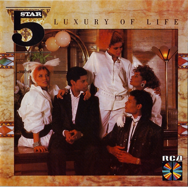 Five Star Luxury of Life cover art