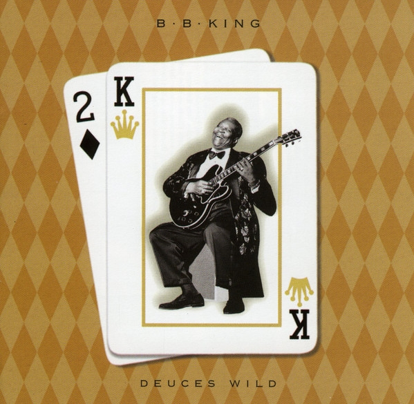 B.B. King Deuces Wild Cover Art