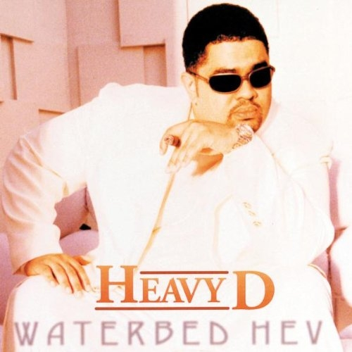 Heavy D Waterbed Hev cover art