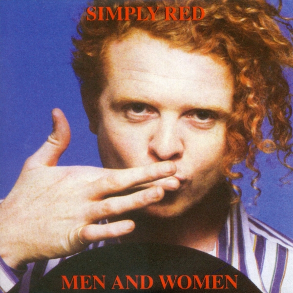 Simply Red Men and Women cover art