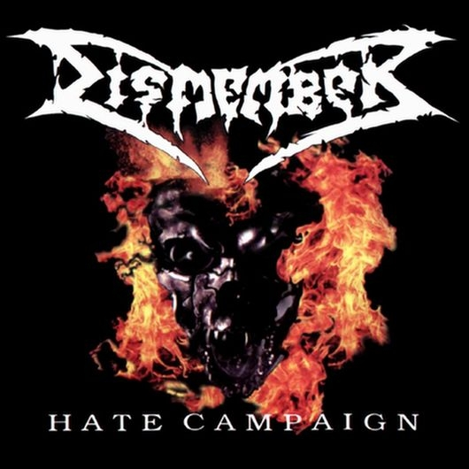 Dismember Hate Campaign Cover Art