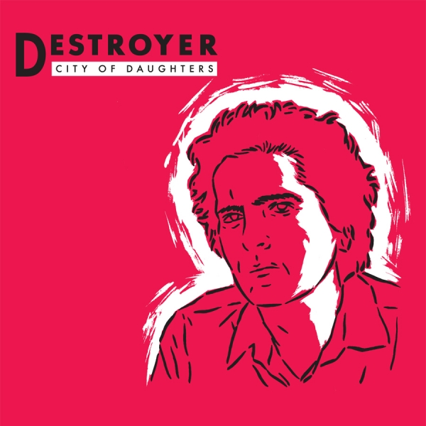 Destroyer City of Daughters cover art