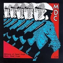 MDC Millions of Dead Cops cover art