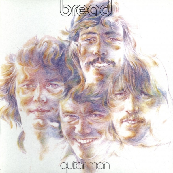 Bread Guitar Man cover art