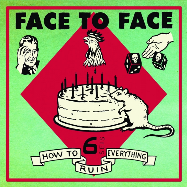 Face To Face How to Ruin Everything cover art