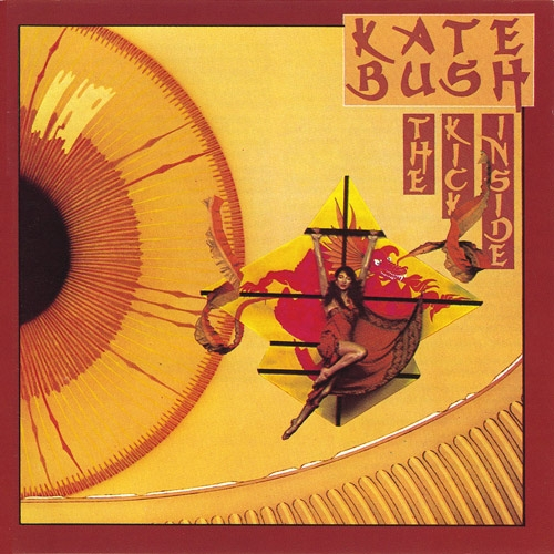 Kate Bush The Kick Inside Cover Art