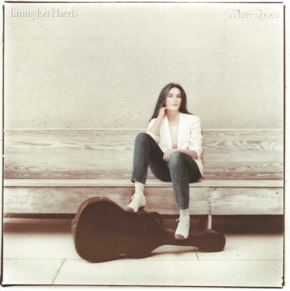 Emmylou Harris White Shoes cover art