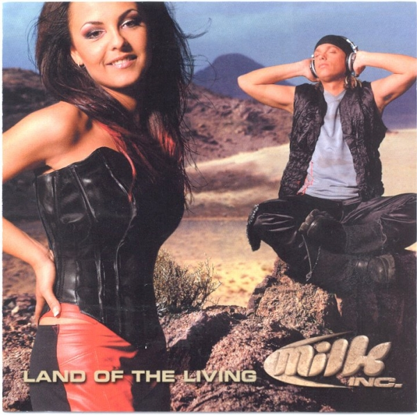 Milk Inc. Land of the Living Cover Art