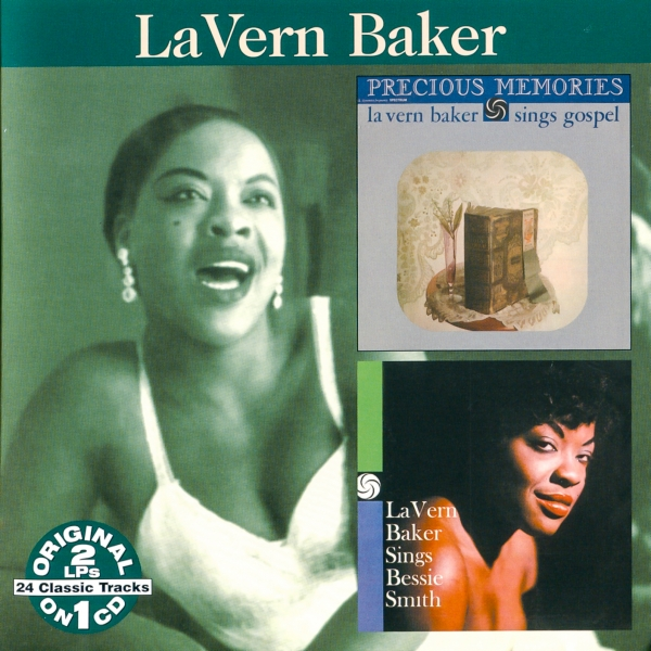 LaVern Baker Precious Memories / Sings Bessie Smith cover art