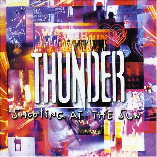 Thunder Shooting at the Sun cover art