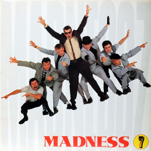 Madness 7 Cover Art