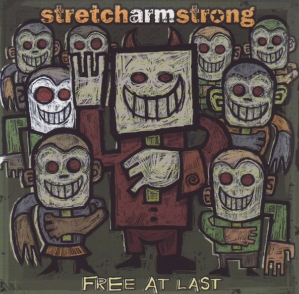 Stretch Arm Strong Free at Last cover art