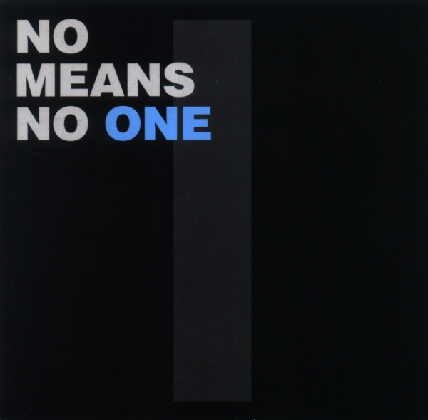 NoMeansNo One Cover Art