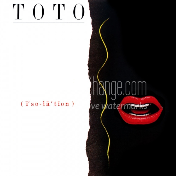 Toto Isolation cover art