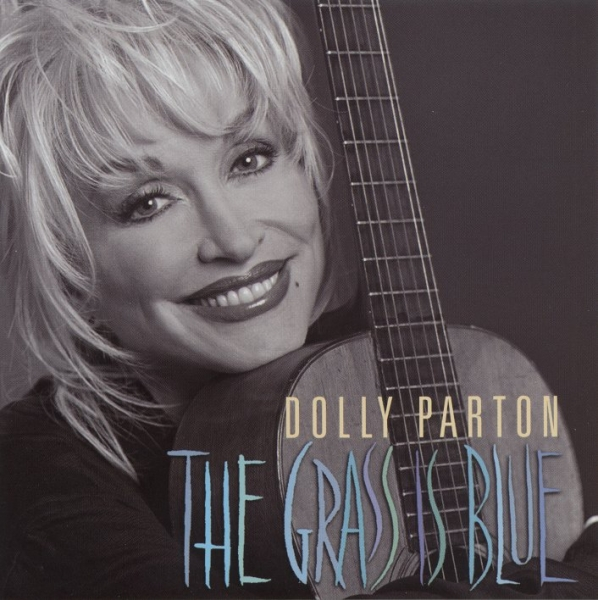 Dolly Parton The Grass Is Blue cover art