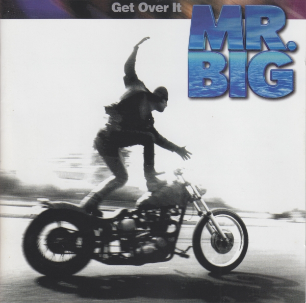 Mr. Big Get Over It cover art