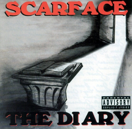 Scarface The Diary cover art