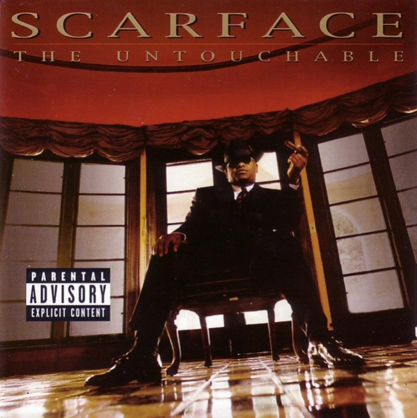 Scarface The Untouchable cover art