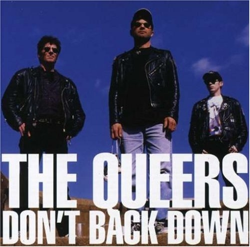 The Queers Don't Back Down cover art