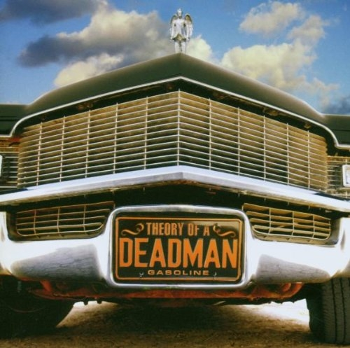 Theory of a Deadman Gasoline cover art