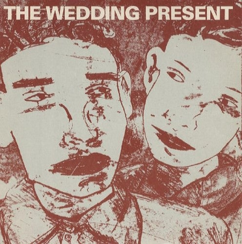 The Wedding Present Why Are You Being So Reasonable Now? Cover Art