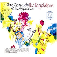 Diana Ross & The Supremes and The Temptations Diana Ross & The Supremes Join The Temptations Cover Art