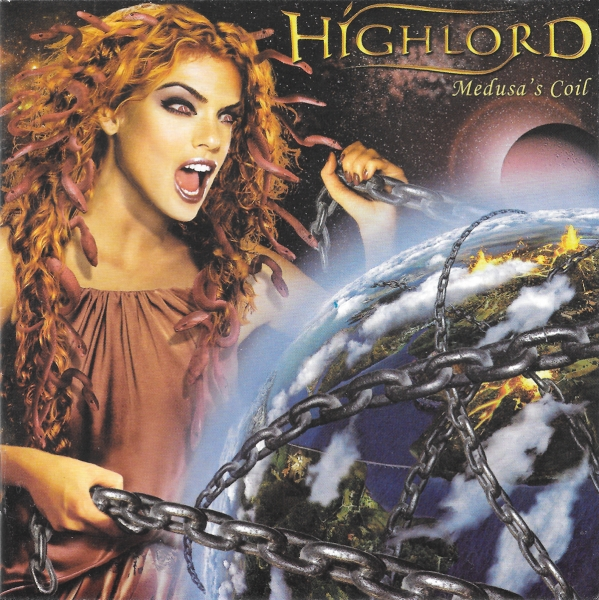 Highlord Medusa's Coil cover art