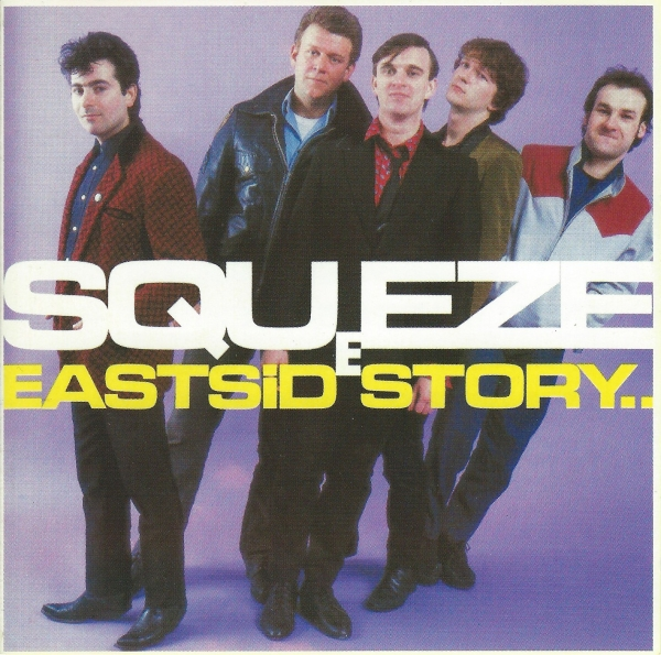 Squeeze East Side Story cover art