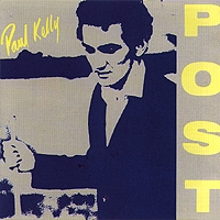 Paul Kelly Post cover art