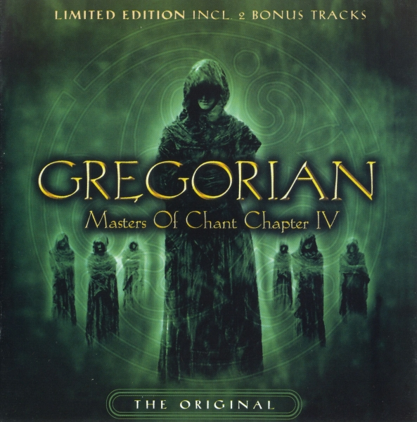 Gregorian Masters of Chant, Chapter IV cover art