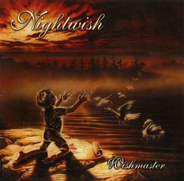 Nightwish Wishmaster cover art