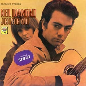 Neil Diamond Just for You cover art