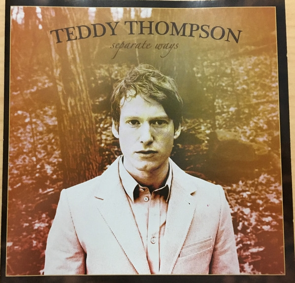 Teddy Thompson Separate Ways cover art