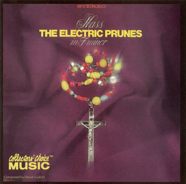 The Electric Prunes Mass in F Minor Cover Art