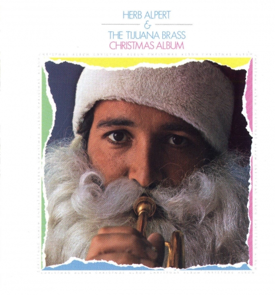 Herb Alpert & The Tijuana Brass Christmas Album cover art