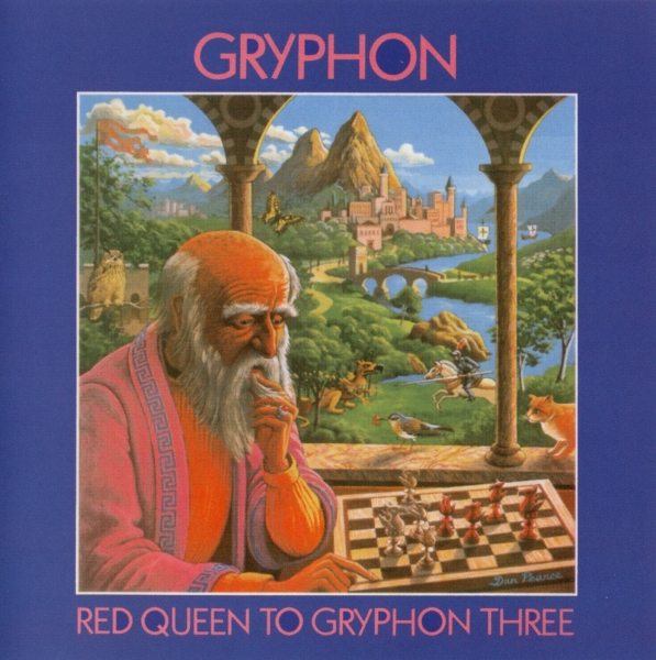 Gryphon Red Queen to Gryphon Three Cover Art