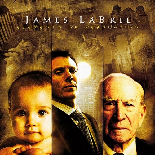 James LaBrie Elements of Persuasion cover art