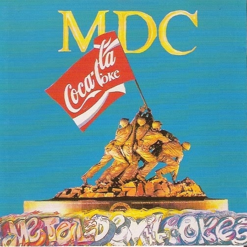 MDC Metal Devil Cokes Cover Art