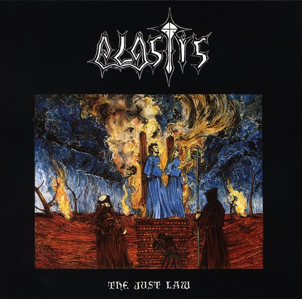Alastis The Just Law Cover Art