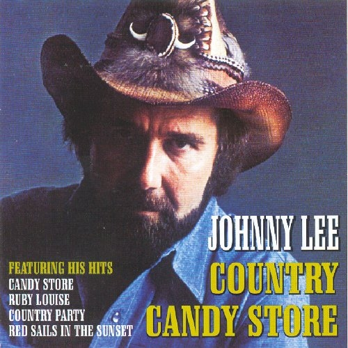 Johnny Lee Country Candy Store cover art