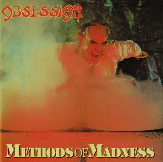 Obsession Methods of Madness Cover Art