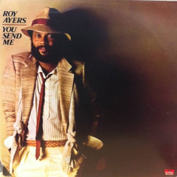 Roy Ayers You Send Me Cover Art