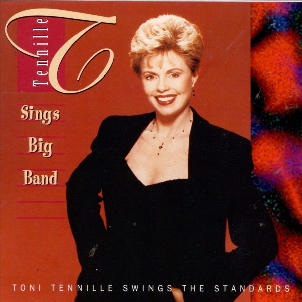 Toni Tennille Tennille Sings Big Band cover art