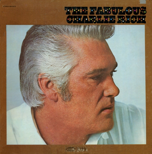 Charlie Rich The Fabulous Charlie Rich cover art
