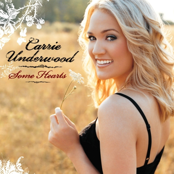 Carrie Underwood Some Hearts cover art