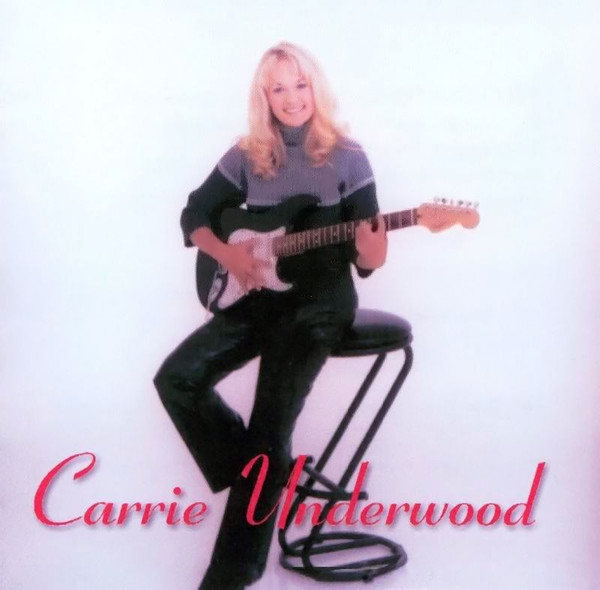 Carrie Underwood Carrie Underwood cover art