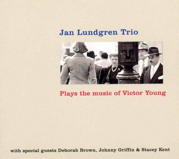 Jan Lundgren Trio Plays the Music of Victor Young cover art