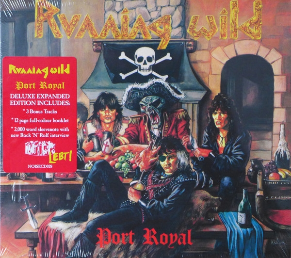 Running Wild Port Royal cover art