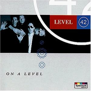 Level 42 True Colours cover art