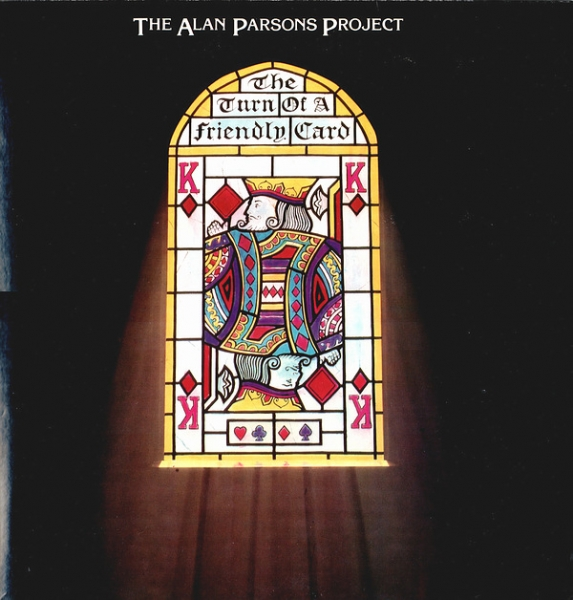The Alan Parsons Project The Turn of a Friendly Card cover art